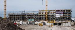 Wohnanlage Zirbelstraße Dobler Bau