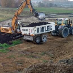 Bodenvermessung Dobler Bau