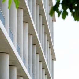Sichtbetonfassaden Neu-Ulm Dobler Bau