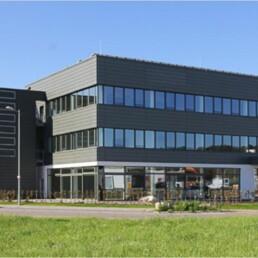 Bauprojekt Verwaltungsgebäude Dobler Bau
