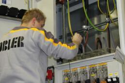 Elektroniker Dobler Bau