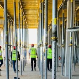 Industriebau Dobler Bau
