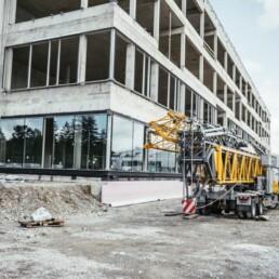 Öffentliche Bauten Bauprojekt Dobler