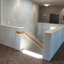 Beton Bürogebäude Dobler Bau
