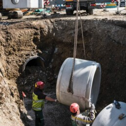 Wasserleitungsbau Dobler Bau