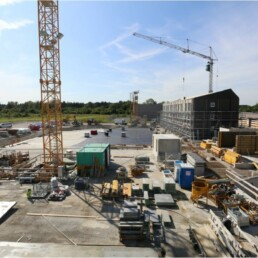 Wohnanlage Bauprojekt Dobler Bau